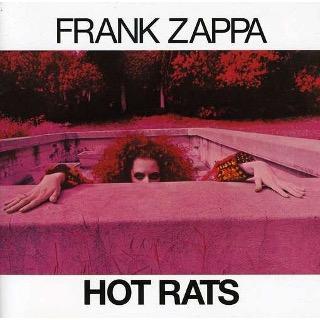 39. 1969     Frank Zappa - Hot Rats.jpg